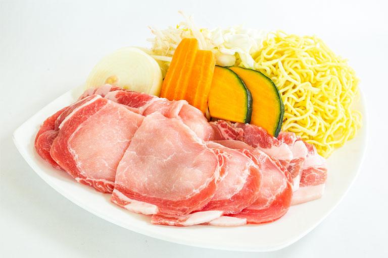 豚肉セット